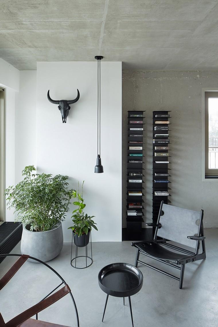 """""""非典型""""工业风-布拉格公寓设计_7"""