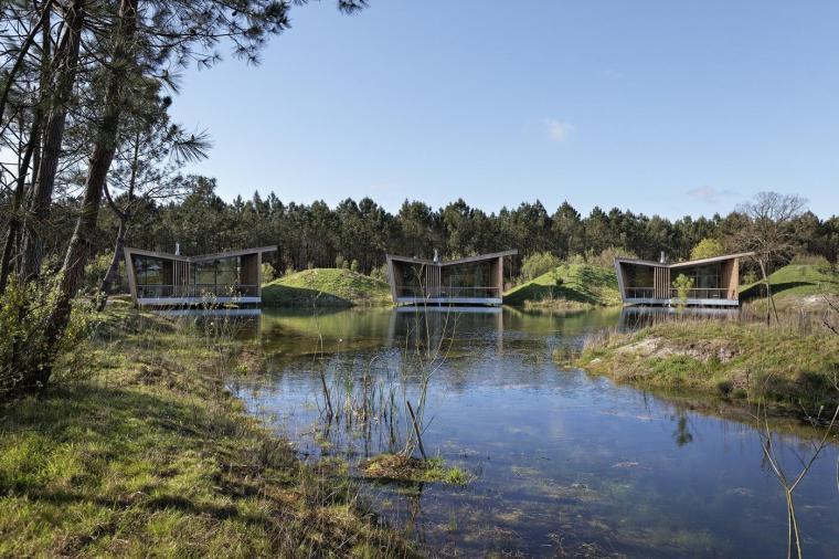 法国风景如画的生态酒店-3