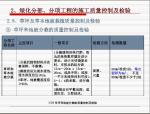 绿化工程施工质量管理及检验