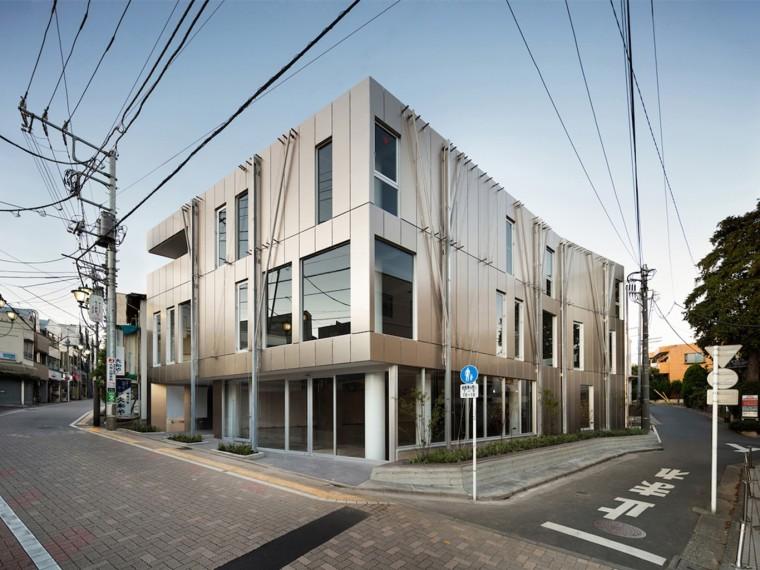 日本久我山绿色商业楼