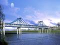 开创桥梁三桁内力均衡设计新方法