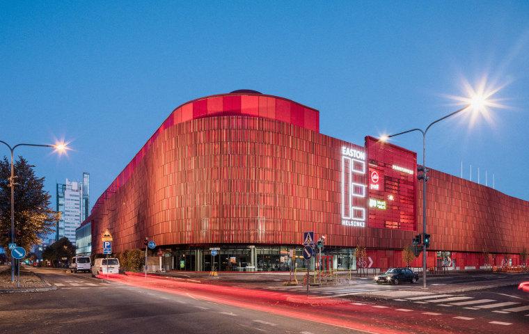芬兰Easton商业中心