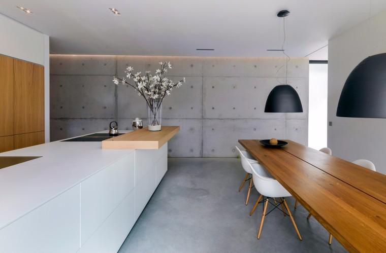 荷兰混凝土板组成的Zeist住宅-12