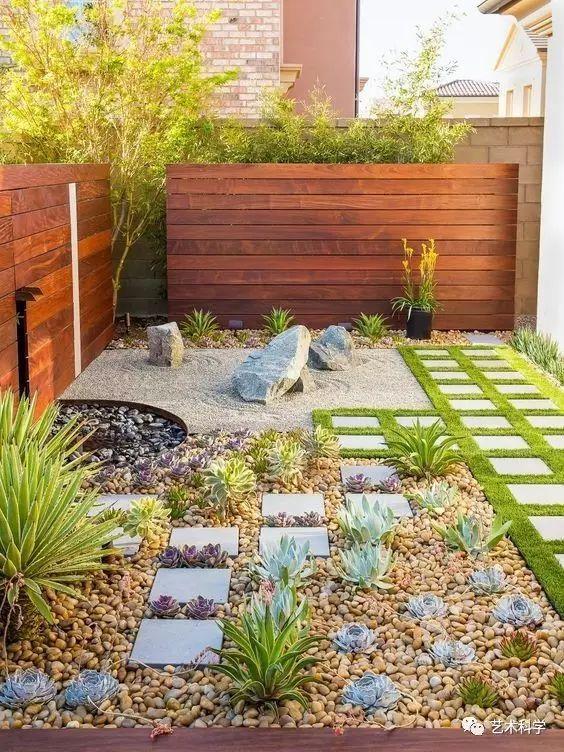 景观风水丨庭院围墙设计中的讲究_19