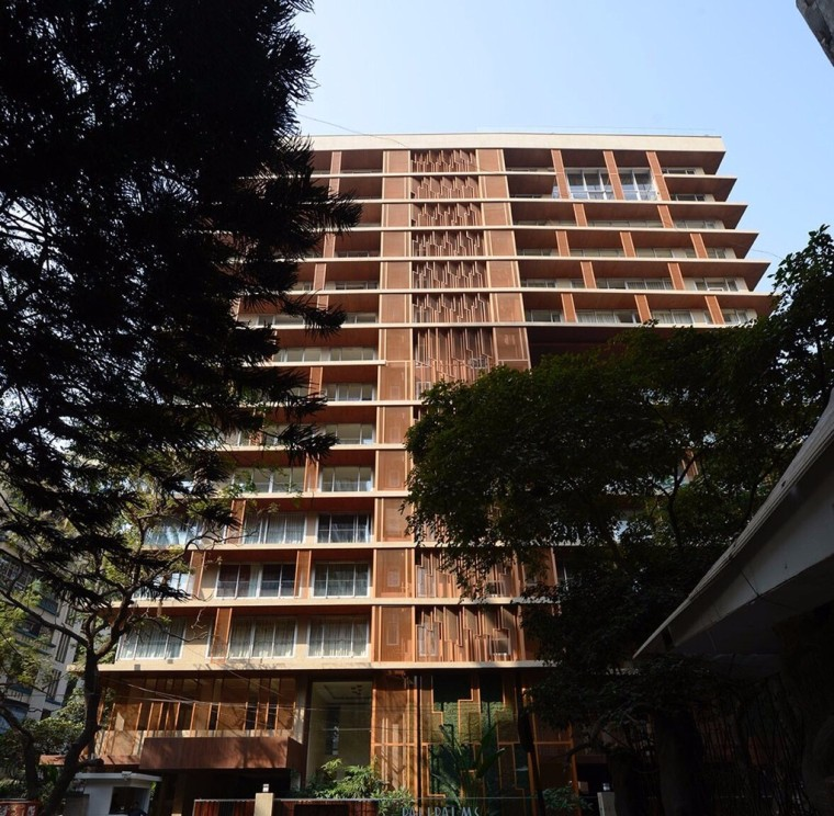 印度PaliPalms公寓楼
