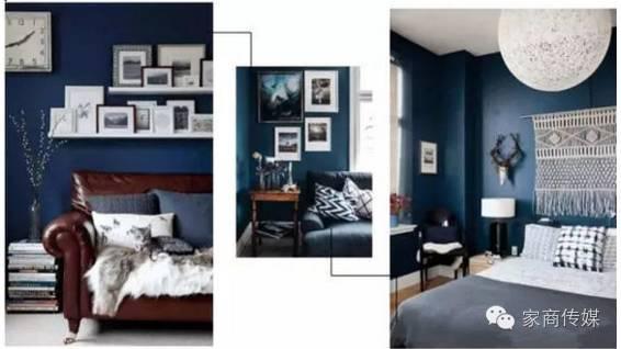 家具设计分享,如何装出色彩与众不同的家?