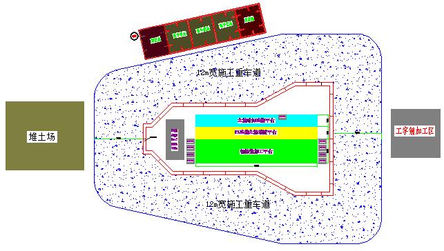 [北京]深基坑围护地下连续墙专项施工方案(附图丰富)