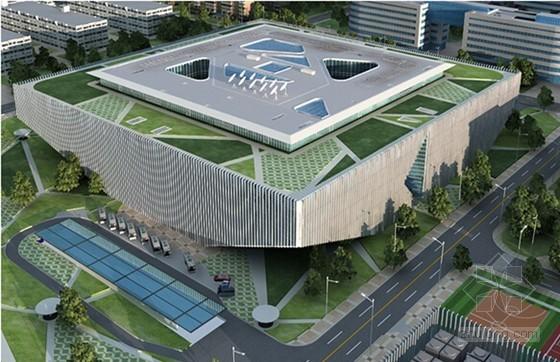 [北京]高层框剪结构办公楼项目实施计划书