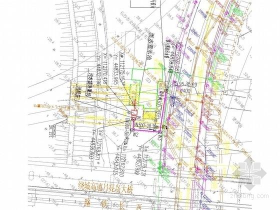 [湖南]城市道路高排口截污工程(排水工程 结构工程 电气工程)