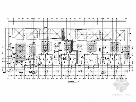 [河北]地上六层框架结构住宅楼结构施工图