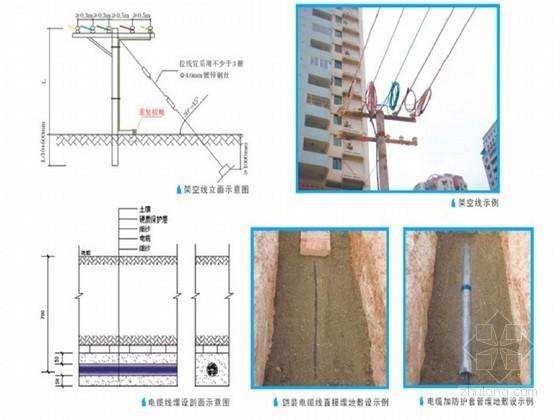 施工现场临时用电安全技术标准图解