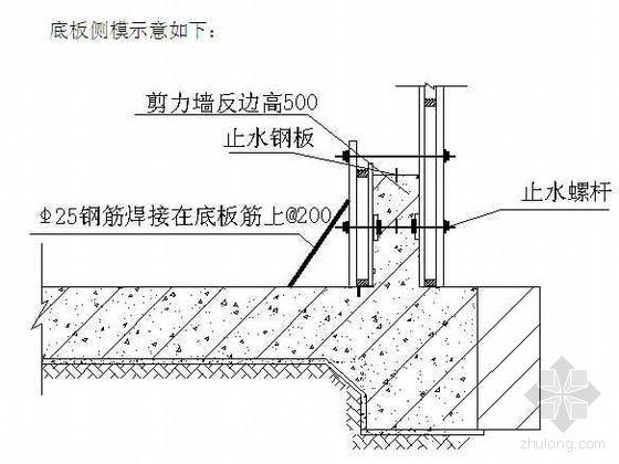 湘潭某高层住宅小区施工组织设计