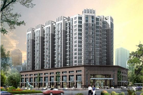 [广东]住宅楼800KVA室内变配电工程预算书(含选型)全套