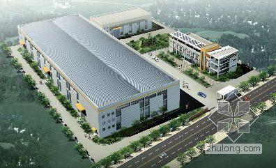 江苏厂区规划设计附效果图
