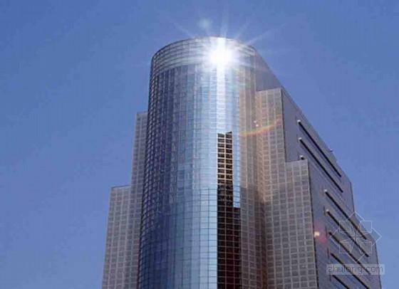 超高层商务大厦监理规划(高度100m 框架核心筒 流程图)
