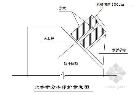 四川防洪堤综合施工组织设计