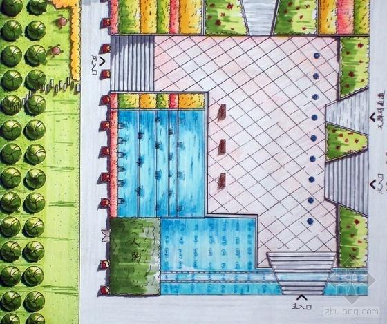 某别墅环境景观设计
