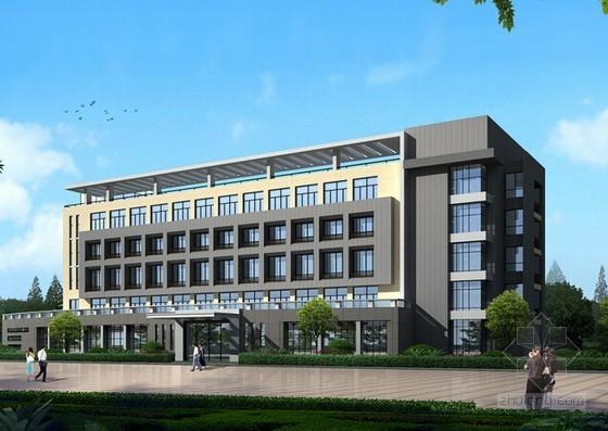 [湖南]2015年办公楼室内装修改造工程量清单控制价及招标文件(含施工图纸)