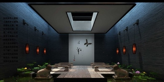 [毕业设计]湖南某民俗文化展馆方案设计
