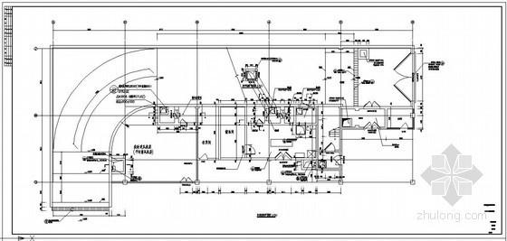 某车库坡道节点构造详图