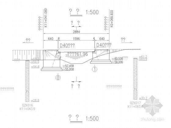 U台施工图资料下载-[湖北]1x16m预应力混凝土简支空心板桥施工图46张(U台扩大基础)