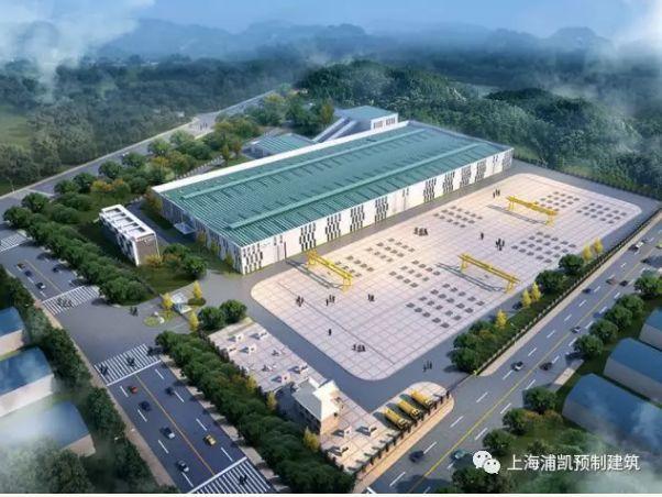 广西贺州首个装配式办公楼PC设计深度解析
