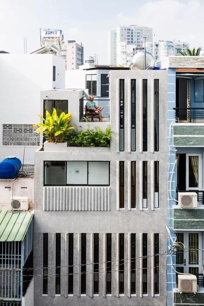 18m²窄房子3层复式设计, 从细节处提升生活的幸福感!