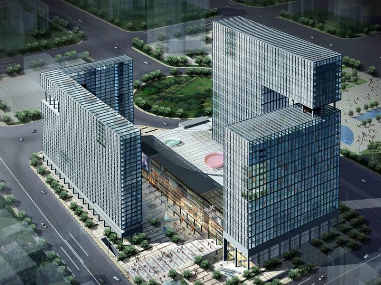 [安徽]合肥新城国际居住区规划设计方案文本