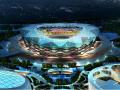 [山东]体育中心体育场钢结构工程专项施工方案(235页,专家论证)