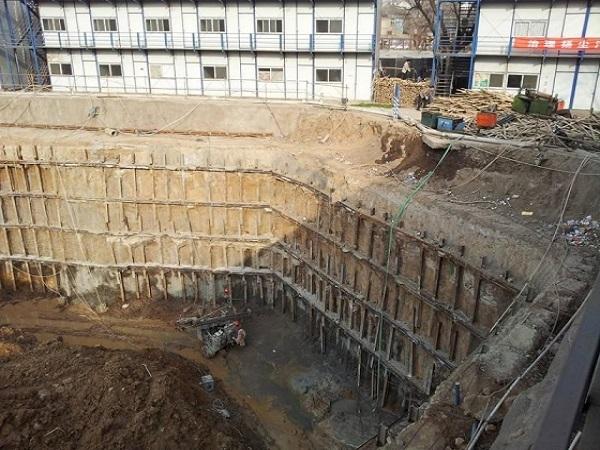 8种基坑支护施工类型分析