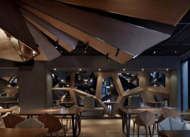 北京蓝色港湾花酷餐厅设计案例欣赏_17
