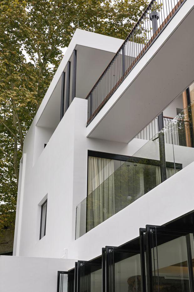 水泥厂改造成民宿,自然简约的设计就是这么美_10