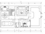 [四川]某中式风格三层别墅施工图