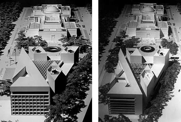 致敬贝聿铭:世界上最会用「三角形」的建筑大师_10