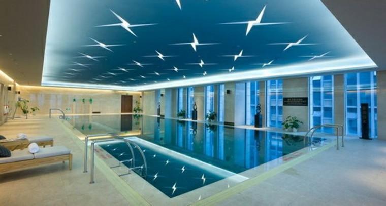 游泳池及生活热水系统计算