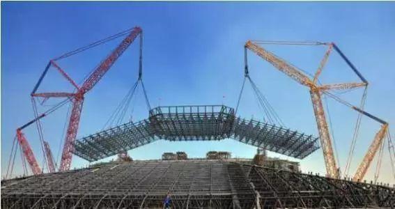 钢构入门—钢柱安装(钢构施工根本)