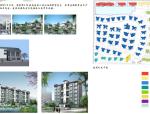 南通万华紫金花苑环境景观设计