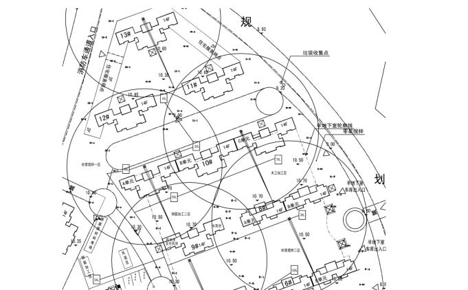 住宅小区和生活广场施工临电临水施工方案