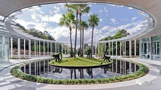 景观中庭,建筑群的心脏!_7