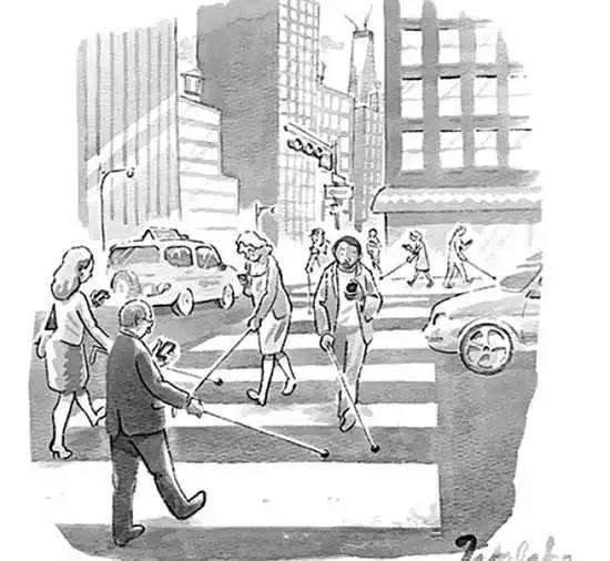 清华美女博士画了一组深入骨髓的漫画,无人幸免,全部躺枪..._3