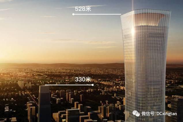 528米!108层!创23个纪录!世界8度抗震区最高建筑