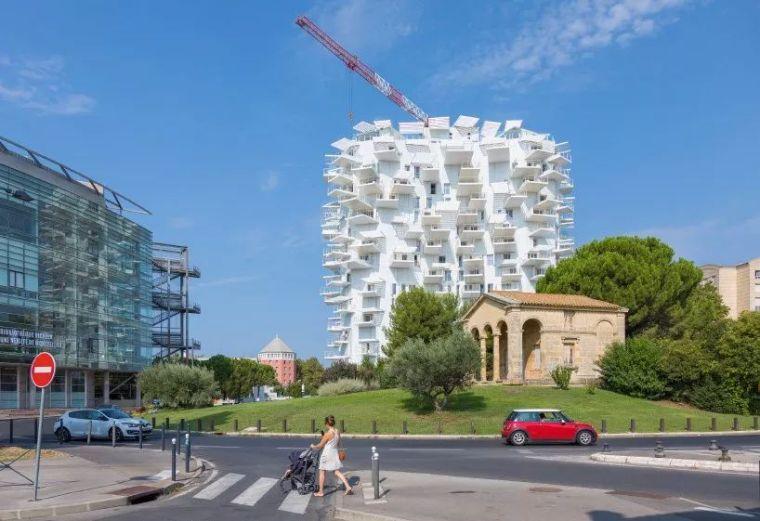 """藤本壮介设计的像树一样的公寓楼建成了,每户都有""""空中花园""""_15"""