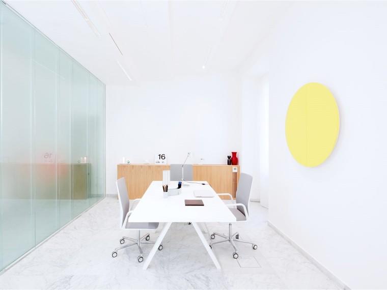 罗马Confcooper公司新办公室