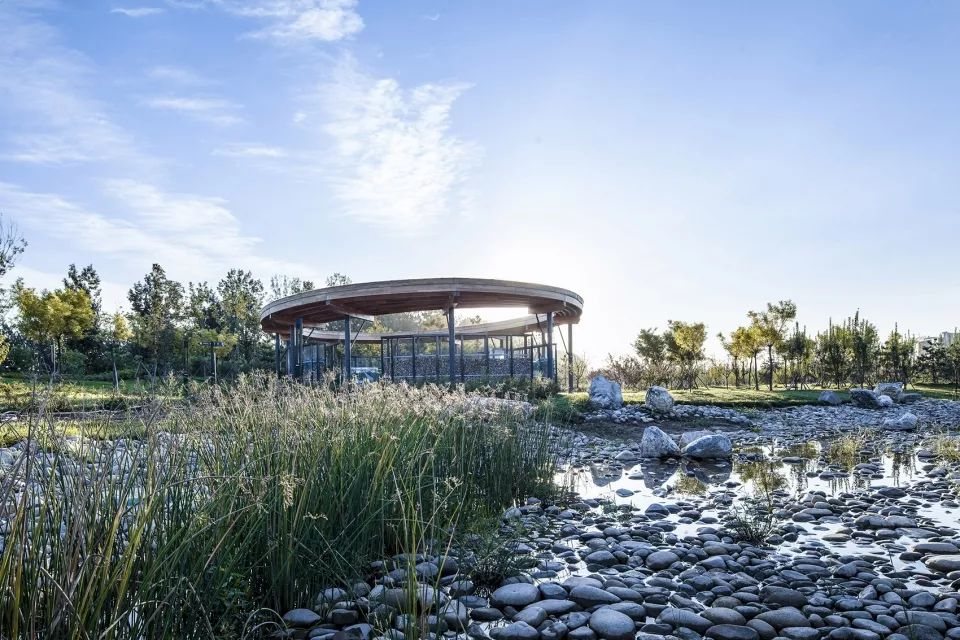 [叙事性空间结构]北京大兴生态文明教育公园/加拿大考斯顿设计_30