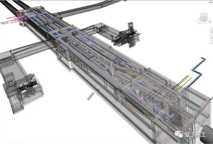 BIM技术如何在地铁项目中应用?