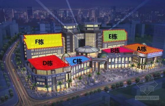 [深圳]多层文化商业广场项目招商方案(177页 图文结合)
