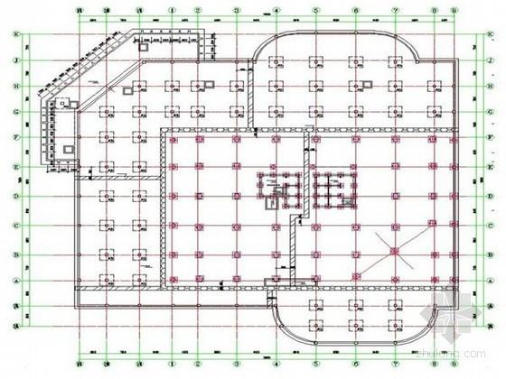 [山东]高层框架核心筒结构商务楼施工组织设计(附图丰富)