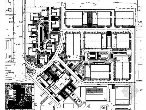 [江苏]节能环保产业园初始规划设计施工图