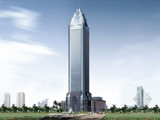 筒中筒结构超高层建筑全套监理实施细则68层(基础主体及水暖电、资料350页)