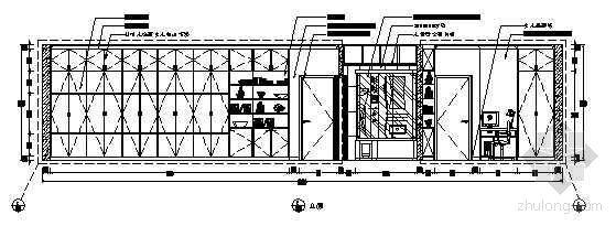某大厦酒店装修施工图-2
